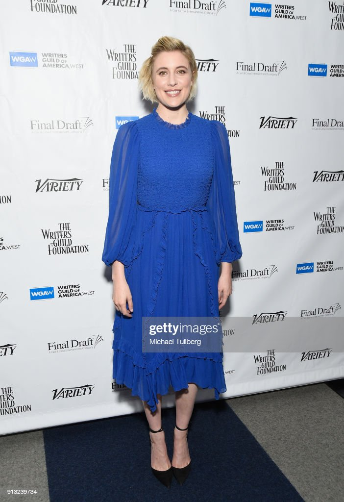 Writers Guild's Beyond Words 2018 : News Photo