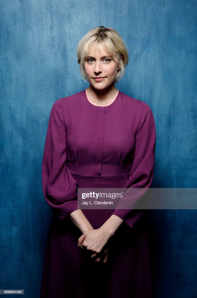 Greta Gerwig, from the film 'Lady Bird, poses for a portrait at the 2017 Toronto International Film Festival for Los Angeles Times on September 8, 2017 in Toronto, Ontario.