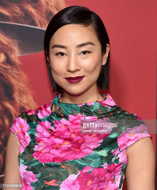 """Greta Lee attends Netflix's """"Russian Doll"""" Season 1 Premiere at Metrograph on January 23, 2019 in New York City."""
