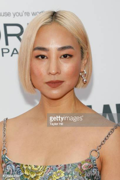 Greta Lee attends the 2017 Glamour Women Of The Year Awards at Kings Theatre on November 13 2017 in New York City