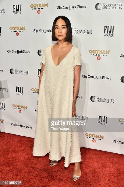 Greta Lee attends the IFP's 29th Annual Gotham Independent Film Awards at Cipriani Wall Street on December 02 2019 in New York City
