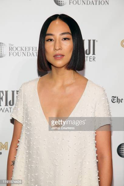 Greta Lee attends the IFP's 29th Annual Gotham Independent Film Awards at Cipriani Wall Street on December 02, 2019 in New York City.