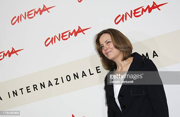 Greta Scacchi attends the 'L'Amour Cache' photocall during Day 3 of the 2nd Rome Film Festival on October 20 2007 in Rome Italy