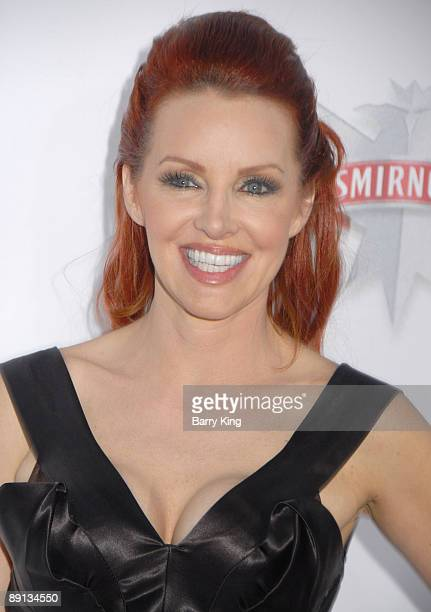 Gretchen Bonaduce arrives at the Fox Reality Channel's Really Awards held at Avalon Hollywood on September 24 2008 in Hollywood California