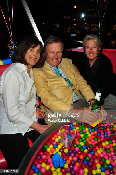 Gretchen Buchenholz Jack Hadlock and Judy Hadlock attend ASSOCIATION to BENEFIT CHILDREN hosts COCKTAILS IN CANDYLAND at Dylan's Candy Bar on June 18...