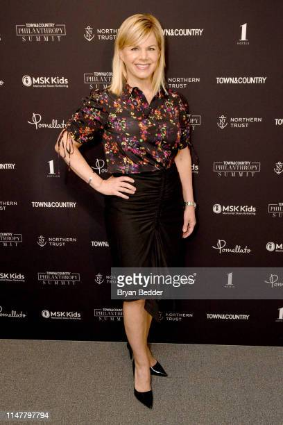 Gretchen Carlson at the 2019 Town Country Philanthropy Summit Sponsored By Northern Trust Memorial Sloan Kettering Pomellato And 1 Hotels Baccarat...