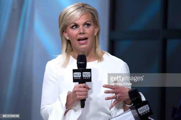 Gretchen Carlson attends Build Presents to discuss her book 'Be Fierce Stop Harassment And Take Back Your Power' at Build Studio on October 17 2017...