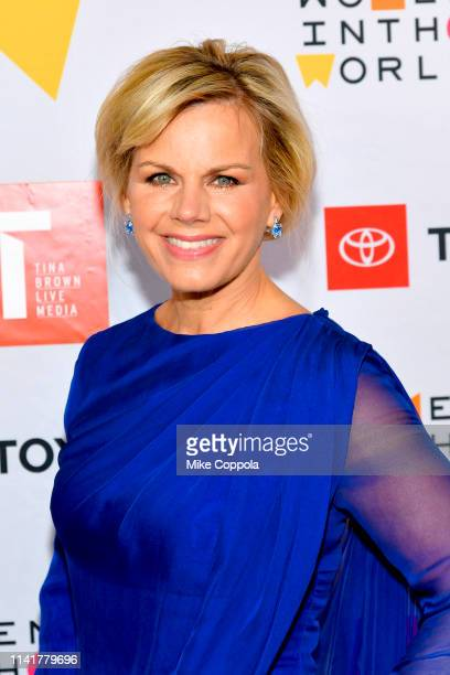 Gretchen Carlson attends the 10th Anniversary Women In The World Summit at David H Koch Theater at Lincoln Center on April 10 2019 in New York City