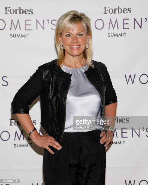 Gretchen Carlson attends the 2017 Forbes Women's Summit at Spring Studios on June 13 2017 in New York City