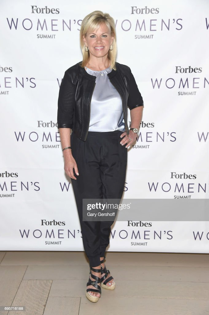 Gretchen Carlson attends the 2017 Forbes Women's Summit at Spring Studios on June 13, 2017 in New York City.