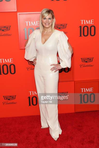Gretchen Carlson attends the 2019 Time 100 Gala at Frederick P Rose Hall Jazz at Lincoln Center on April 23 2019 in New York City