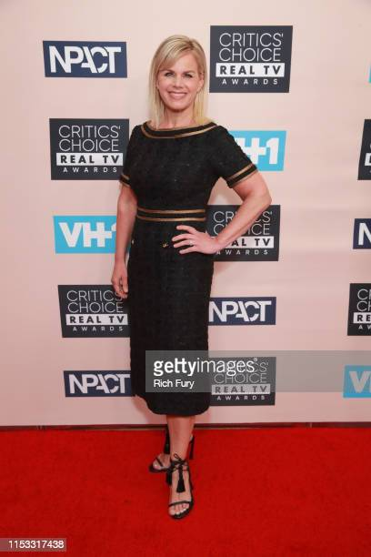 Gretchen Carlson attends the Critics' Choice Real TV Awards at The Beverly Hilton Hotel on June 02 2019 in Beverly Hills California