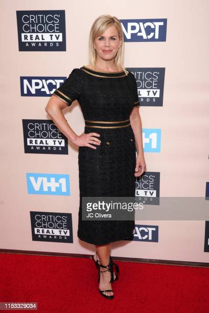 Gretchen Carlson attends the Critics' Choice Real TV Awards on June 02 2019 in Beverly Hills California