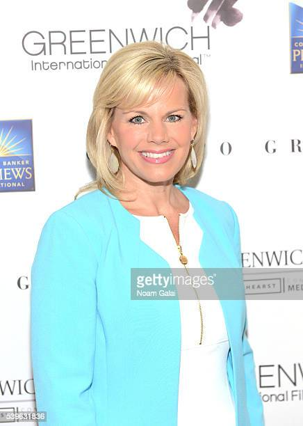 Gretchen Carlson attends Women at the Top Female Empowerment in Media Panel at the 2016 Greenwich International Film Festival on June 12 2016 in...