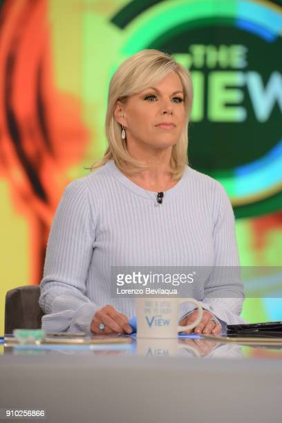THE VIEW Gretchen Carlson is the guest cohost and Clive Davis is the guest today Thursday January 25 2018 on Walt Disney Television via Getty...