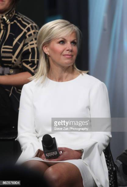 Gretchen Carlson speaks at Gretchen Carlson's Be Fierce Tech Panel at Build Studio on October 17 2017 in New York City