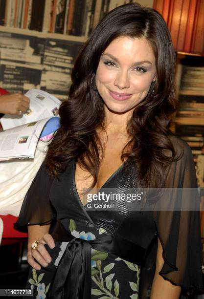 """Gretchen """"Gretta"""" Monahan during Launch of Naturalizer Signature by Gretta Monahan Shoe Collection - November 15, 2006 at Soho House Library in New..."""
