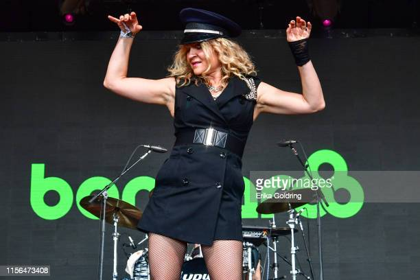 Gretchen Lieberum of Princess performs during 2019 Bonnaroo Music Arts Festival on June 16 2019 in Manchester Tennessee