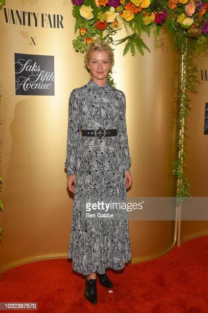 Gretchen Mol attends as Vanity Fair and Saks Fifth Avenue celebrate Vanity Fair's BestDressed 2018 at Manhatta on September 12 2018 in New York City