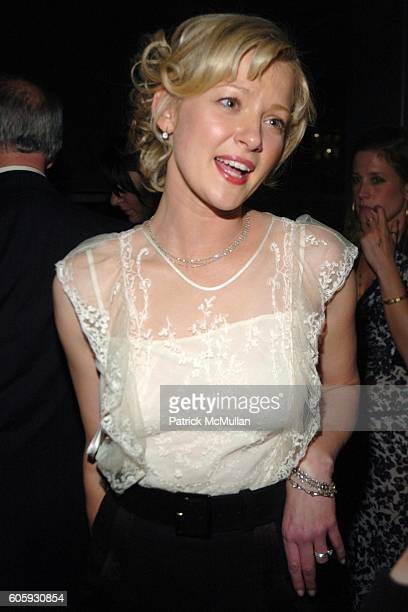 Gretchen Mol attends INTERVIEW MAGAZINE afterparty for the NY Premiere of THE NOTORIOUS BETTIE PAGE at Bed on April 10 2006 in New York City