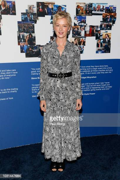 Gretchen Mol attends the Annual Charity Day hosted by Cantor Fitzgerald BGC and GFI at Cantor Fitzgerald on September 11 2018 in New York City