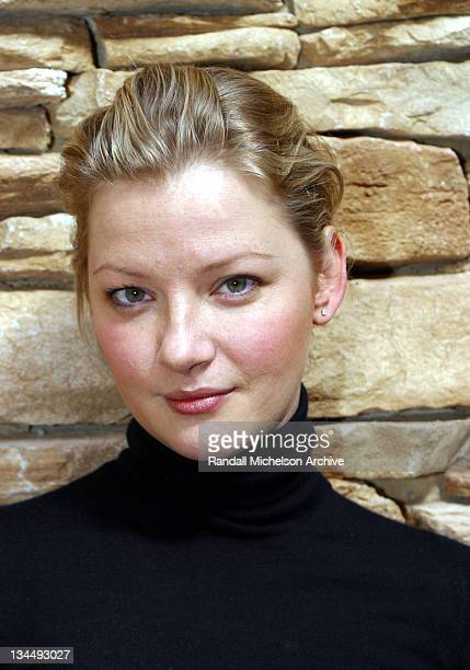 Gretchen Mol during 2003 Sundance Film Festival The Shape Of Things Outdoor Portraits in Park City Utah United States