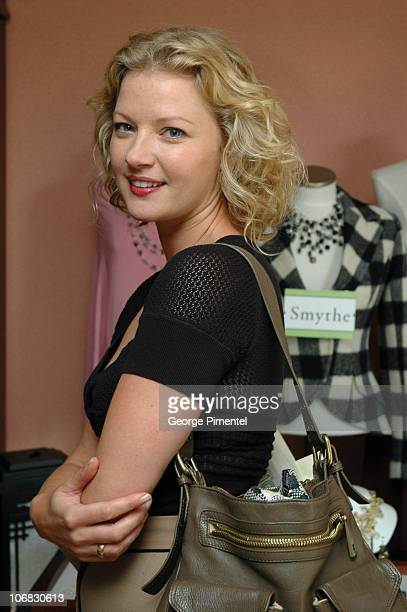 Gretchen Mol during 2005 Toronto Film Festival Tastemakers Lounge Sponsored by Flare Magazine Day 5 in Toronto Canada