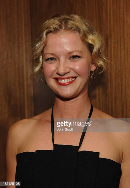 Gretchen Mol during 2005 Toronto Film Festival The Notorious Bettie Page Premiere at Ryerson Theatre in Toronto Canada