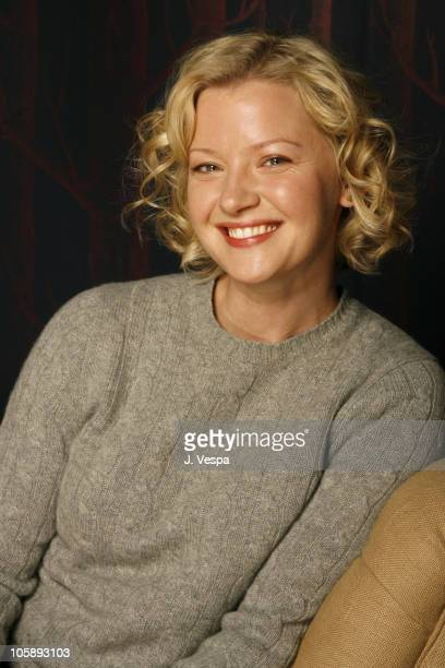 Gretchen Mol during 2006 Sundance Film Festival Puccini for Beginners Portraits at HP Portrait Studio in Park City Utah United States
