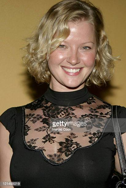 Gretchen Mol during A Dirty Shame New York Premiere at United Artists Union Square in New York City New York United States