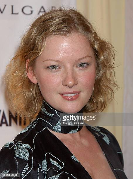 Gretchen Mol during Bvlgari Celebrates Valentine's Day at its New Rodeo Drive Store at Bvlgari in Beverly Hills California United States