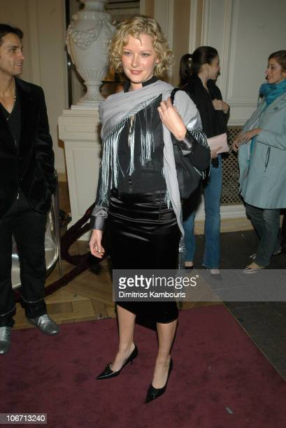 Gretchen Mol during Domenico Dolce and Stefano Gabbana Celebrate The Release of Their Book Hollywood Inside at Bergdorf Goodman in New York City New...