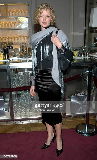 Gretchen Mol during Domenico Dolce and Stefano Gabbana Celebrate The Release of Their Book 'Hollywood' Published By Assouline at Bergdorf Goodman in...