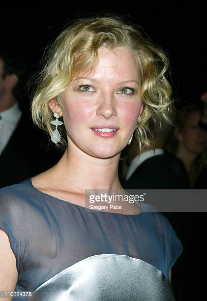 Gretchen Mol during The Fashion Group International's 21st Annual Night of Stars at Cipriani 42nd Street in New York City New York United States