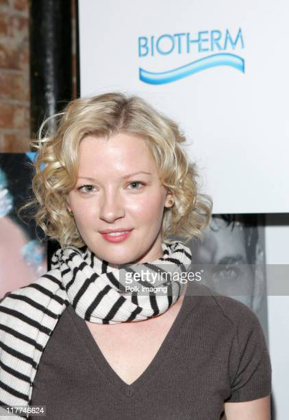 Gretchen Mol with Biotherm at the Premiere Film Music Lounge