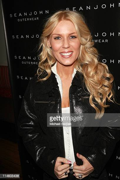 Gretchen Rossi attends the House of Hype Hospitality Lounge Day 2 on January 23 2010 in Park City Utah