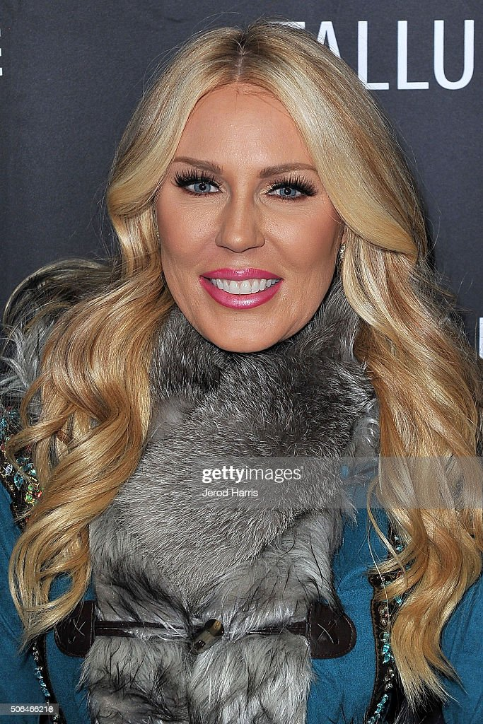 Slade Smiley And Gretchen Rossi Pictures Getty Images
