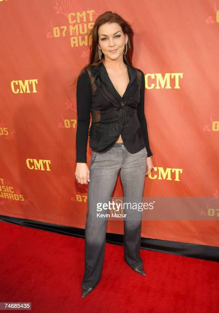 Gretchen Wilson at the The Curb Event Center at Belmont University in Nashville, Tennessee