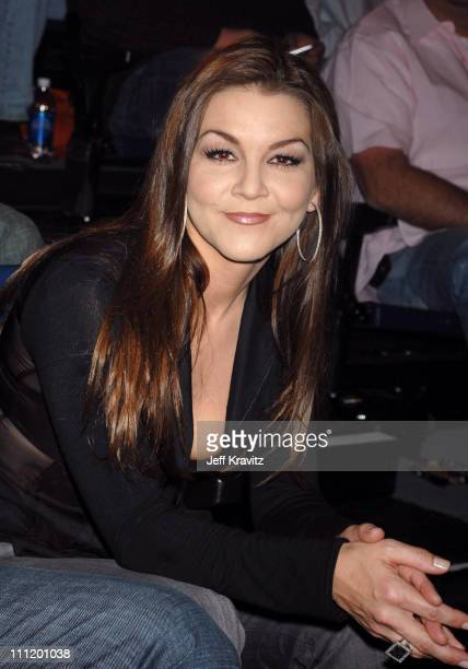 Gretchen Wilson during 2007 CMT Music Awards - Backstage and Audience at The Curb Event Center at Belmont University in Nashville, Tennessee, United...