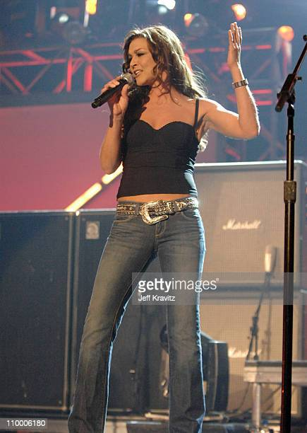 Gretchen Wilson during 2007 VH1 Rock Honors Show at Mandalay Bay in Las Vegas Nevada United States