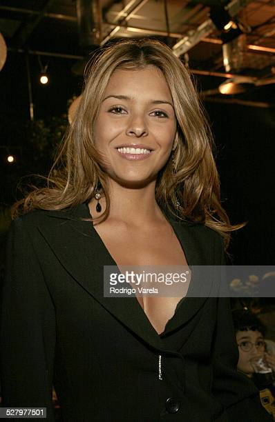 Grettell Valdez during Angel Rebelde Telenovela/Soap Opera Photocall at Fono Video Studios in Miami Florida United States