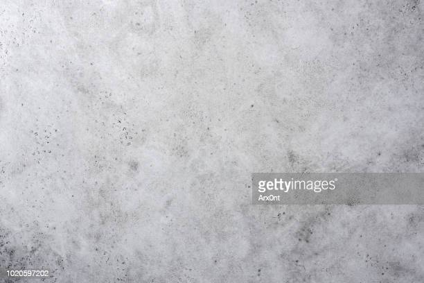grey concrete background - con textura fotografías e imágenes de stock
