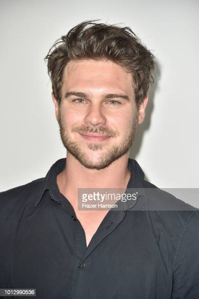 Grey Damon attends the Disney ABC Television TCA Summer Press Tour at The Beverly Hilton Hotel on August 7 2018 in Beverly Hills California