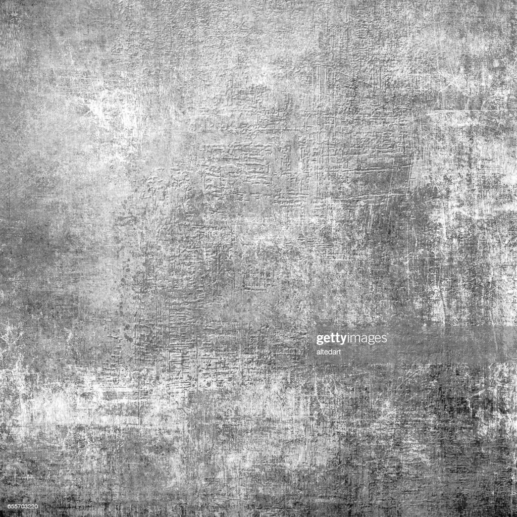 Grey Designed Grunge Texture Vintage Background With Space For Text Or Image Stock Illustration