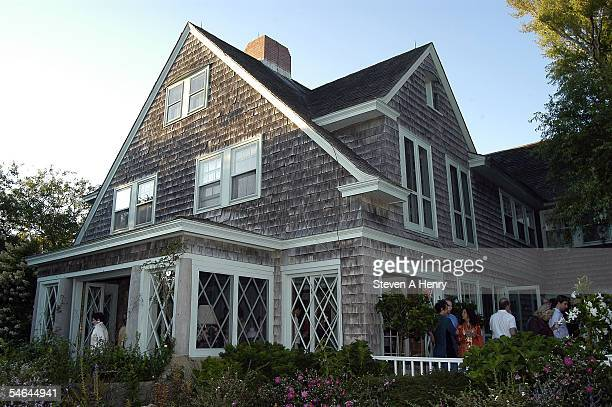 Grey Gardens the 28 room mansion made famous by a 1975 documentary is the site for the benefit to aid the Katrina Animal Rescue Fund on September 4...