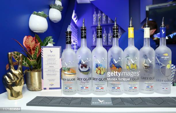 Grey Goose toasts to the 2019 US Open at Arthur Ashe Stadium on September 02, 2019 in New York City.