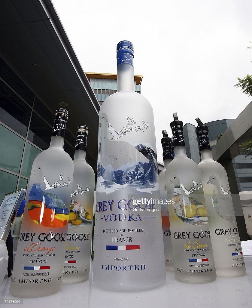 Grey Goose Vodka At U0027The World Cuisine Eventu0027 Hosted By LA Magazine At The