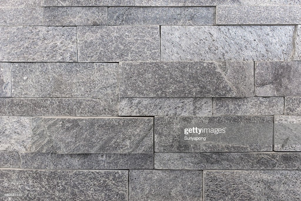 Grey marble wall texture and background. : Stock Photo