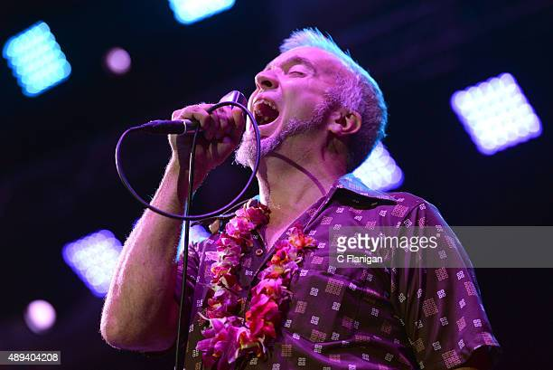Grey of JJ Grey and Mofro performs onstage during 2015 KAABOO Del Mar at the Del Mar Fairgrounds on September 20, 2015 in Del Mar, California.