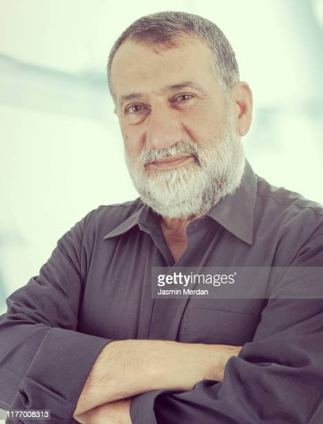 grey power - senior business - arab old man stock pictures, royalty-free photos & images